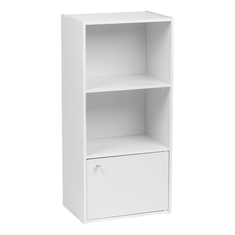 This Review Is From White 3 Tier Wood Storage Shelf With Door