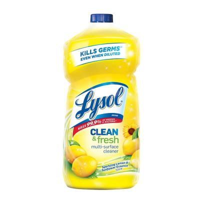 40 oz. Pourable Lemon and Sunflower All Purpose Cleaner