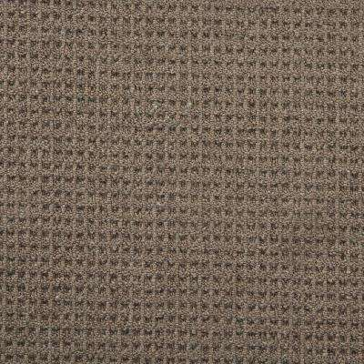 Shenadoah Bark Custom Area Rug with Pad