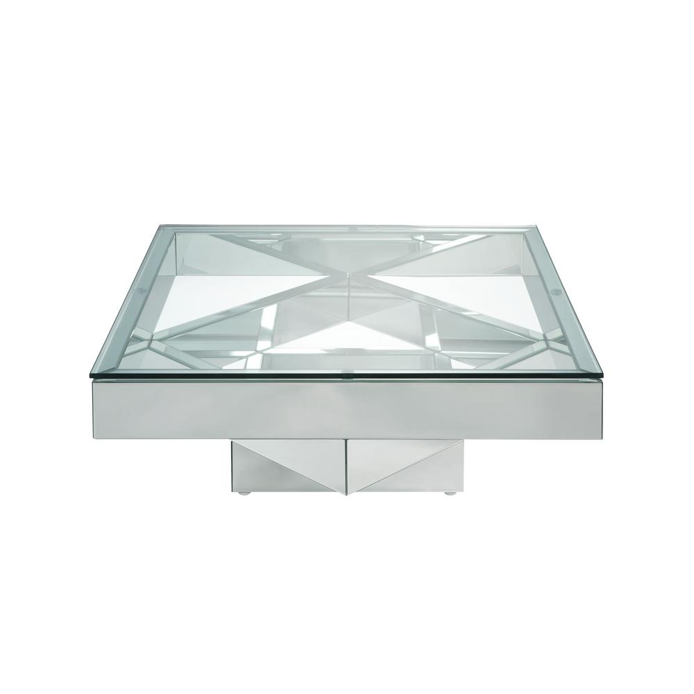 Acme Furniture Meria Mirrored Coffee Table-80270
