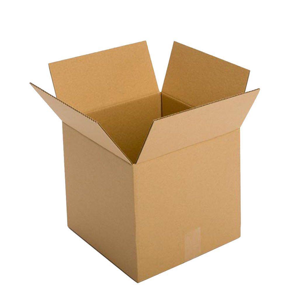 Pratt Retail Specialties 13 in. L x 13 in. W x 13 in. D Moving Box (25-Pack)