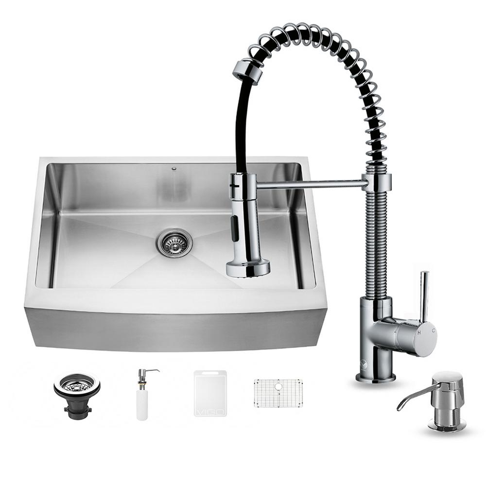 Vigo Kitchen Faucet Warranty