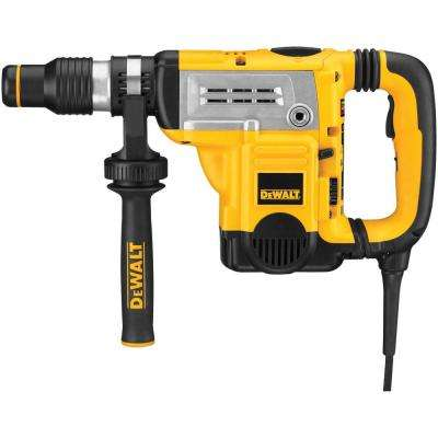13.5 Amp 1-3/4 in. Corded SDS-max Combination Concrete/Masonry Rotary Hammer with SHOCKS, 2 Stage Clutch and Case