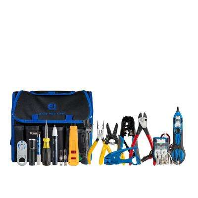 Security and Alarm Tool Kit (14-Piece)