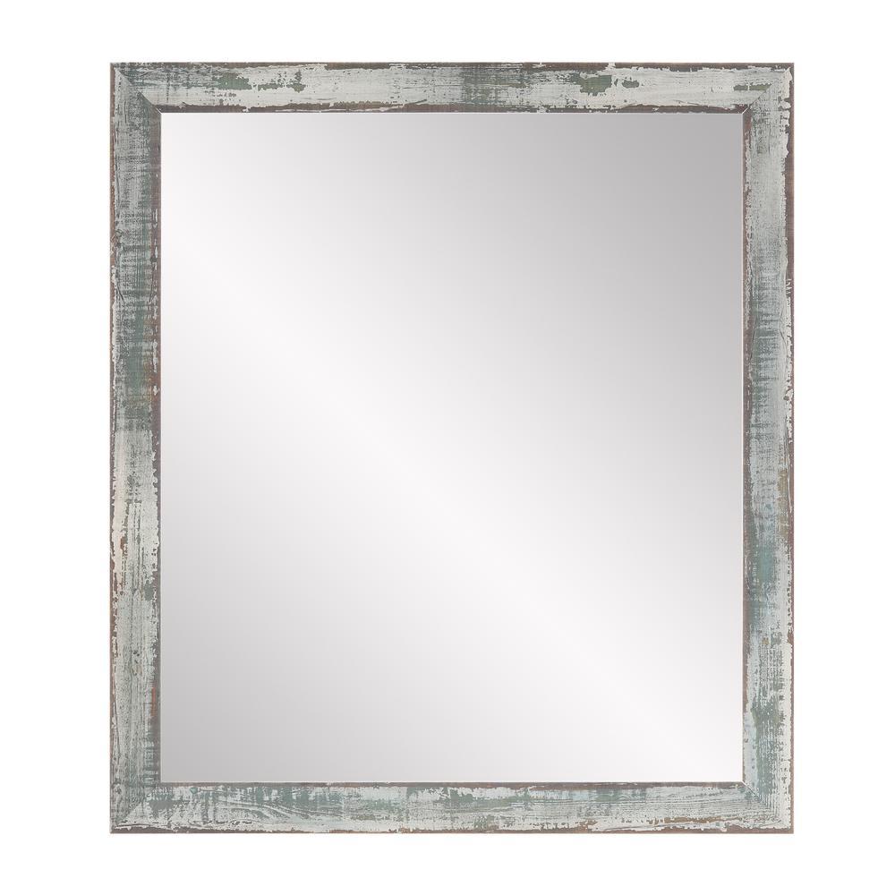 BrandtWorks Farmhouse Sage Accent Mirror BM082L
