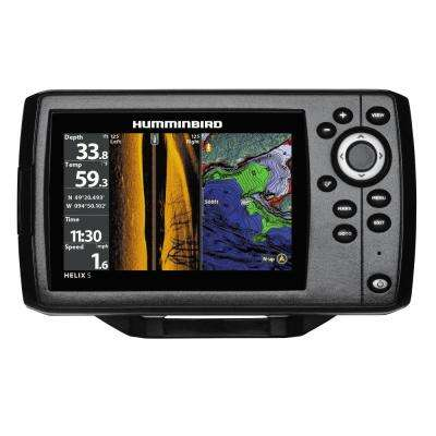 Helix 5 CHIRP Si GPS G2 Fish Finder