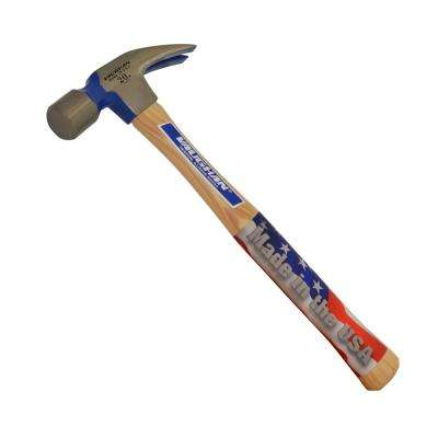 20 oz. Smooth Face Rip Hammer, 14 in. hickory handle