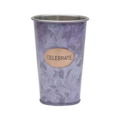 20 oz. Double Wall Galvanized Celebrate Tumbler