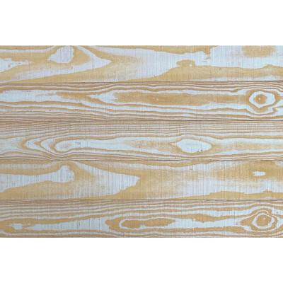 Thermo-Treated 1/4 in. x 5 in. x 4 ft. Whitewash Barn Wood Wall Planks (10 sq. ft. per 6-Pack)