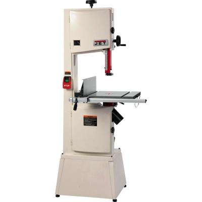 JWBS14-SFX 14 in. 1.75 HP, 1 pH, 115-Volt/230-Volt Steel Frame Bandsaw