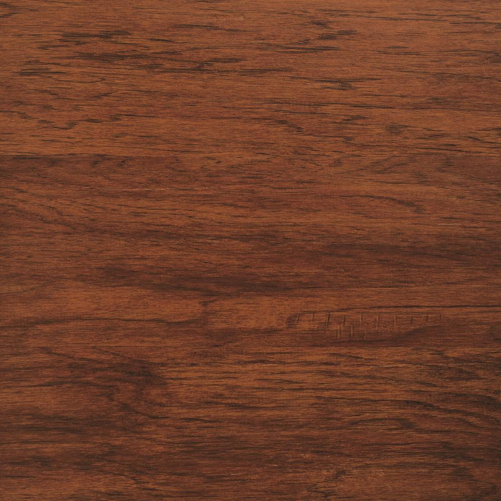 Koa wood flooring koa images example of a large trendy for Luxury vinyl