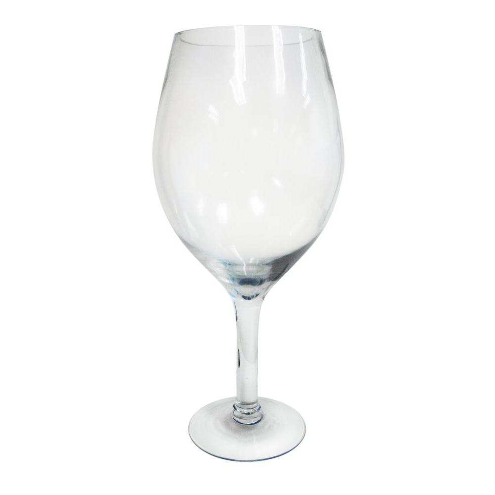 Epicureanist Large Decorative Wine Glass Ep Lggls01 The Home Depot