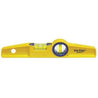 10 in. Magnetic Pro-Cast Torpedo Level