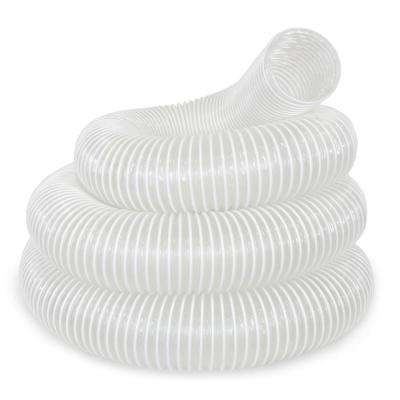 4 in. x 20 ft. Universal Dust Extractor Hose