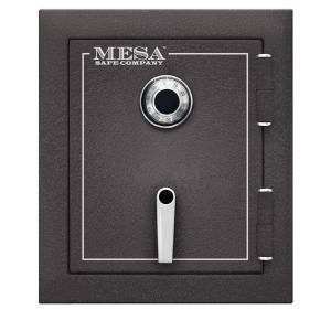 MESA 1.7 cu. ft. Fire Resistant Combination Lock Burglary and Fire Safe by MESA