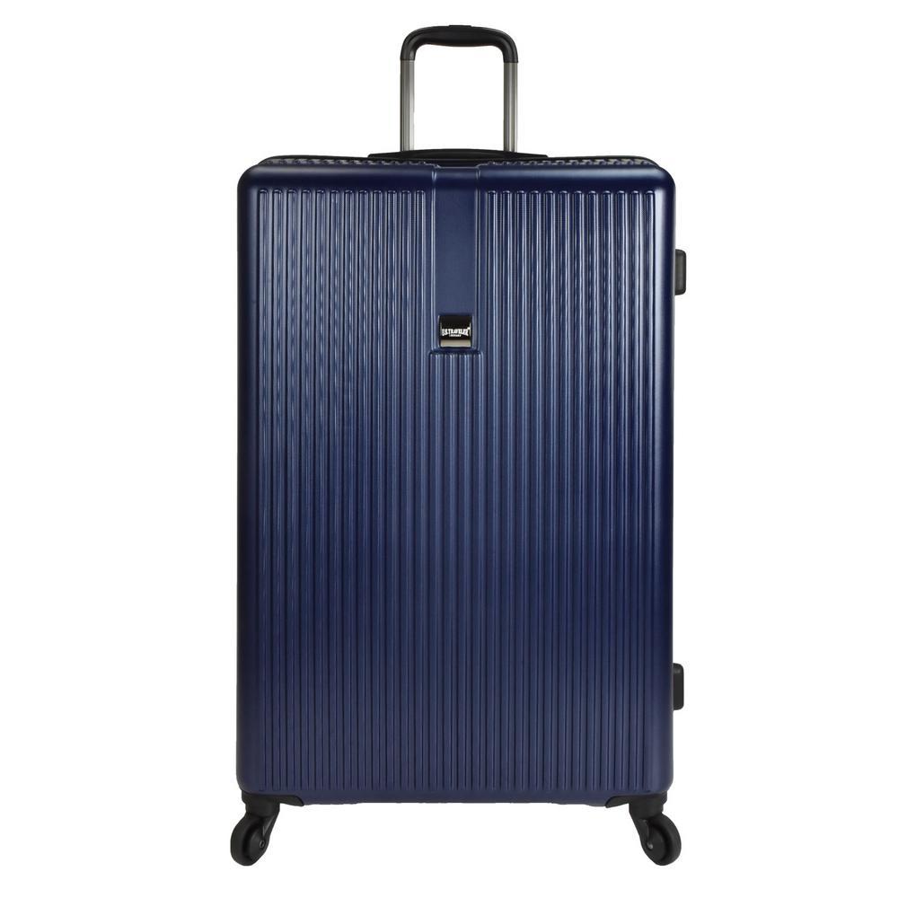 Sparta 30 in. Hardside Spinner Suitcase, Navy