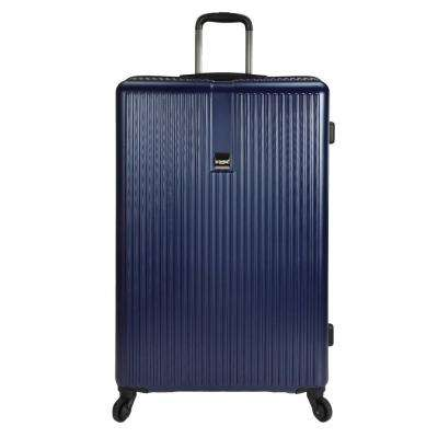 Sparta 30 in. Hardside Spinner Suitcase, Navy