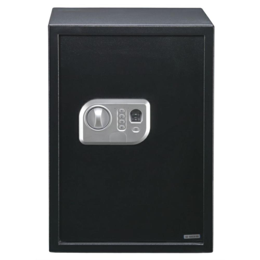 Stack-On Biometric Extra Large Personal Safe with Biometric Lock in Black