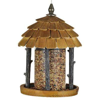 2 lb. Wood Gazebo Feeder
