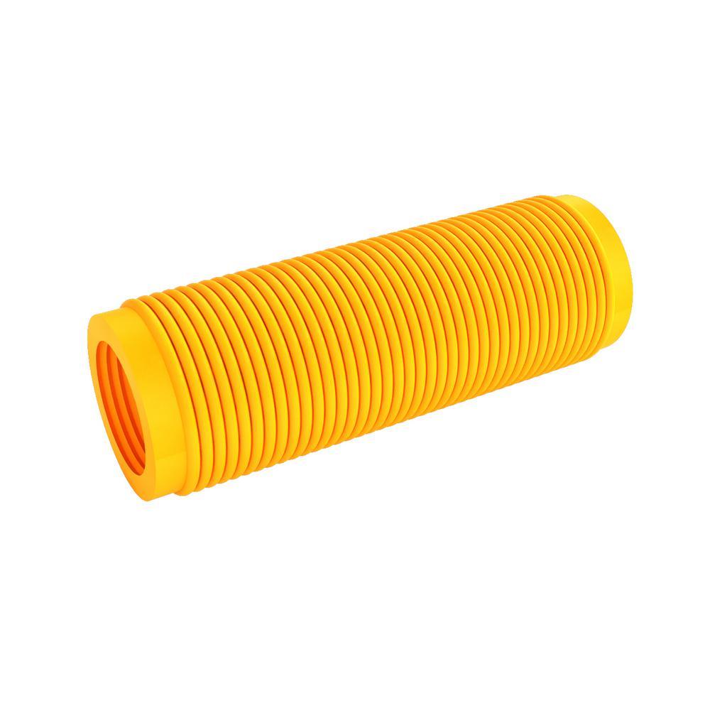 2-5/8 in. Plastic Broom Thread to Pole Sander Adapter