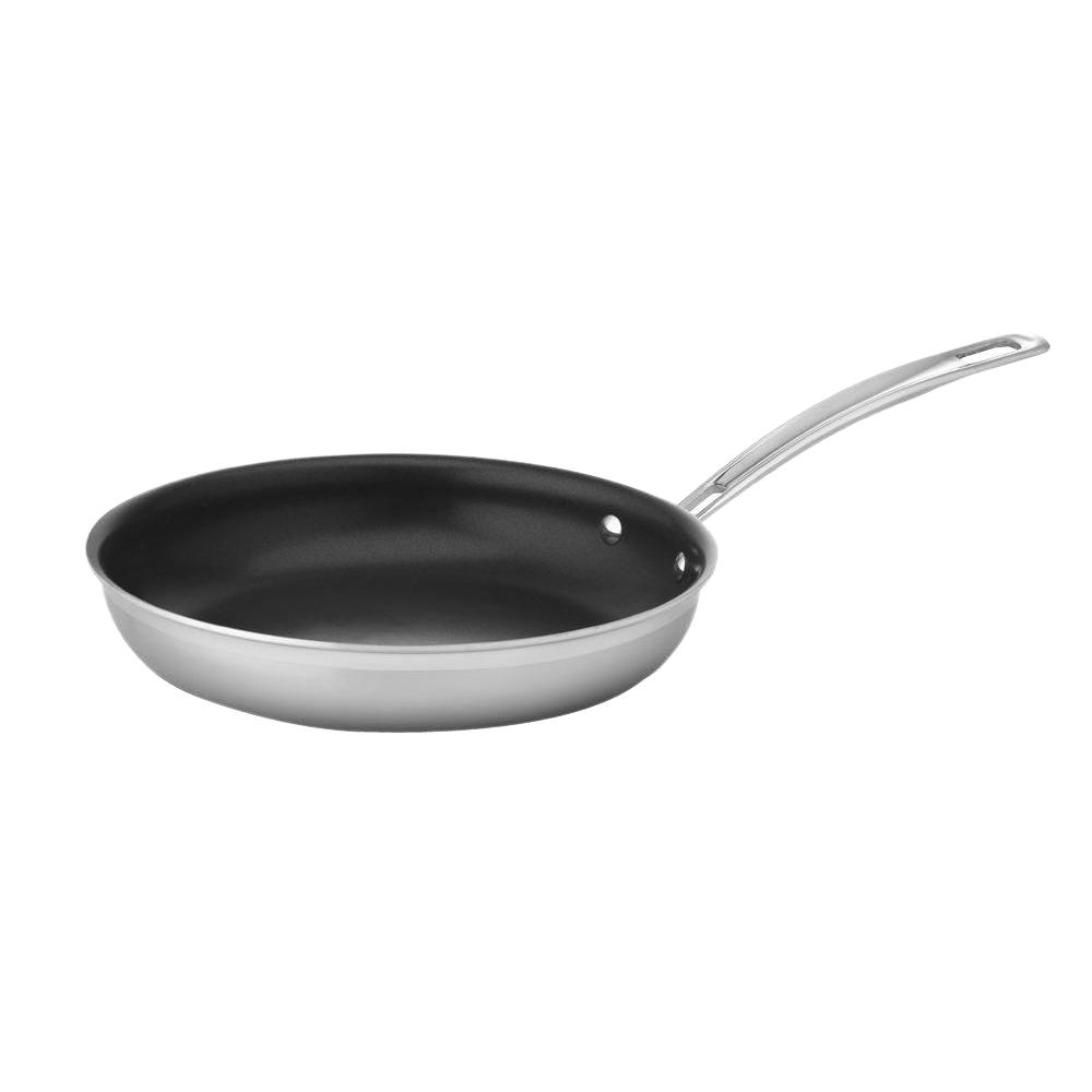 MultiClad Pro Steel Skillet with Nonstick Coating