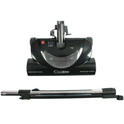 CT20QD Electric Nozzle and Integrated Wand for Central Vacuums