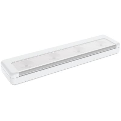 LED White Ultra-Thin Under Cabinet Light