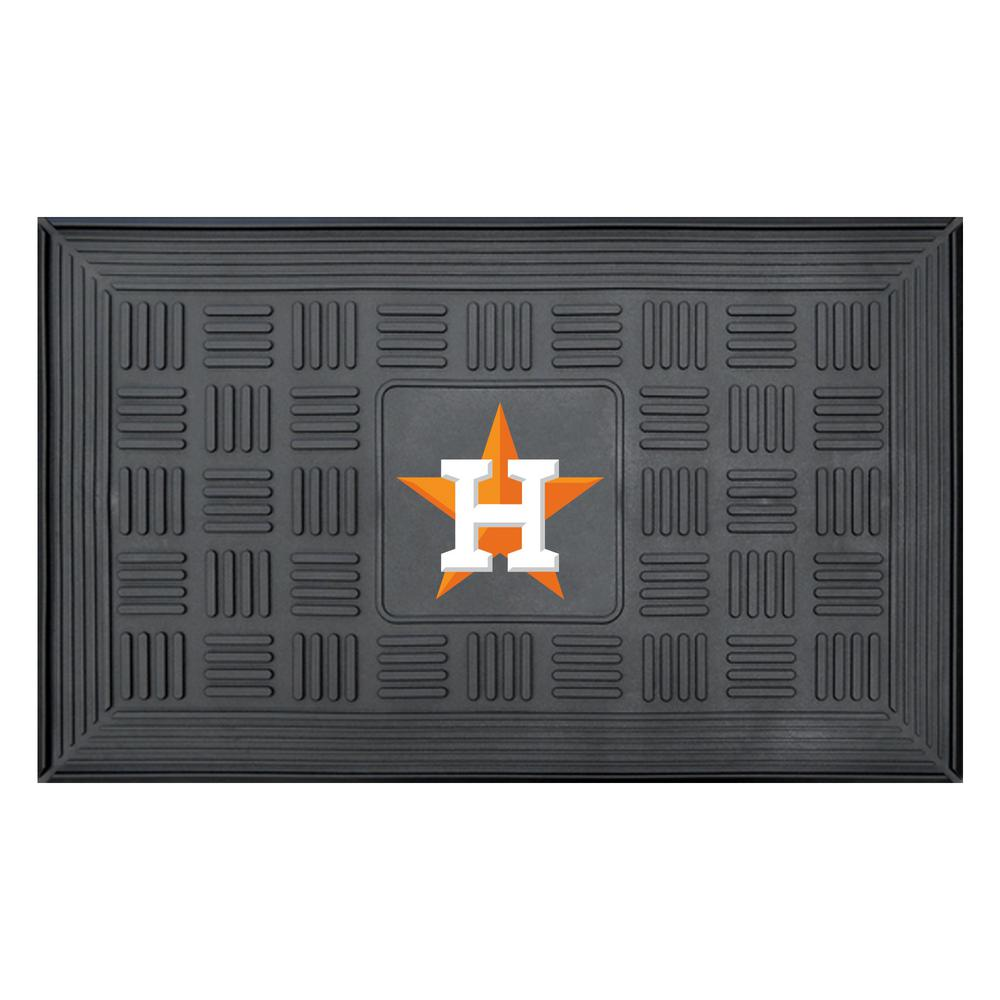 FANMATS Houston Astros 18 in. x 30 in. Door Mat