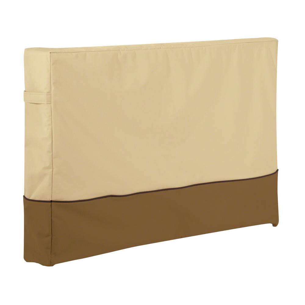 Classic Accessories Veranda 60 In Outdoor Tv Cover 55 795 211501 00 The Home Depot