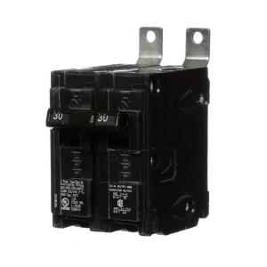 Prly Wired Electrical Panel | Siemens 60 Amp 2 Pole Type Bl Bolt On Circuit Breaker B260 The