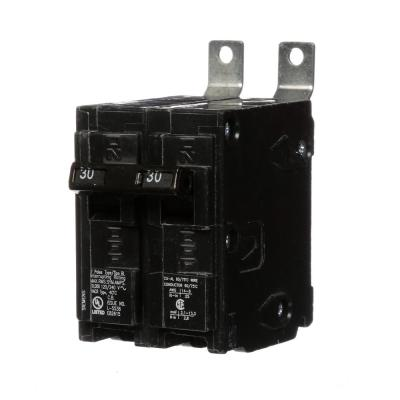siemens 50 amp double pole type mp circuit breaker mp250 the home