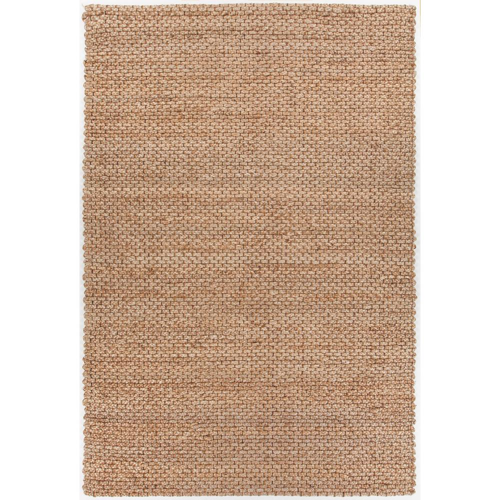 Nena Natural 8 ft. x 11 ft. Hand Woven Area Rug