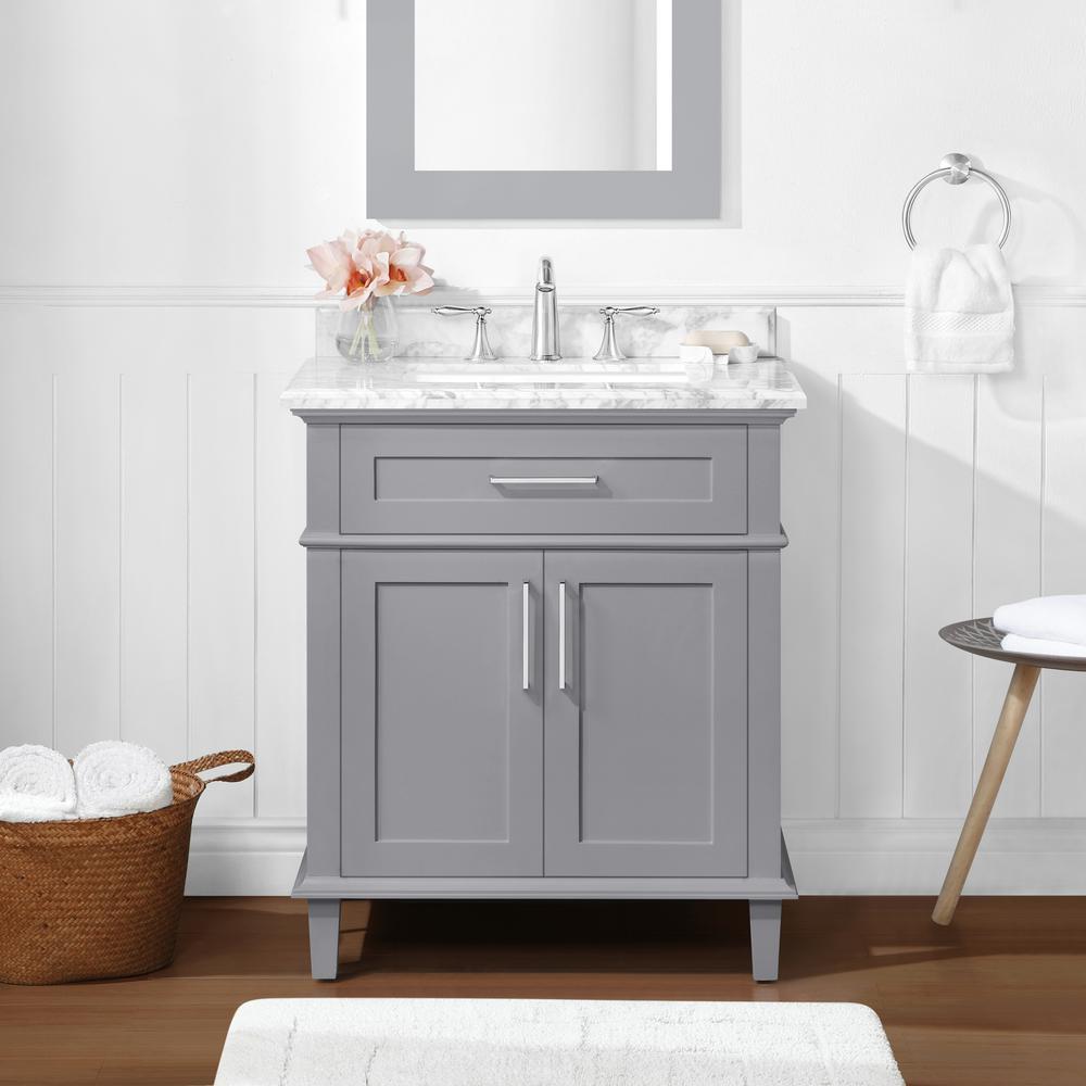 Home Decorators Collection Sonoma 30 In, Home Decorators Collection Bathroom Vanity