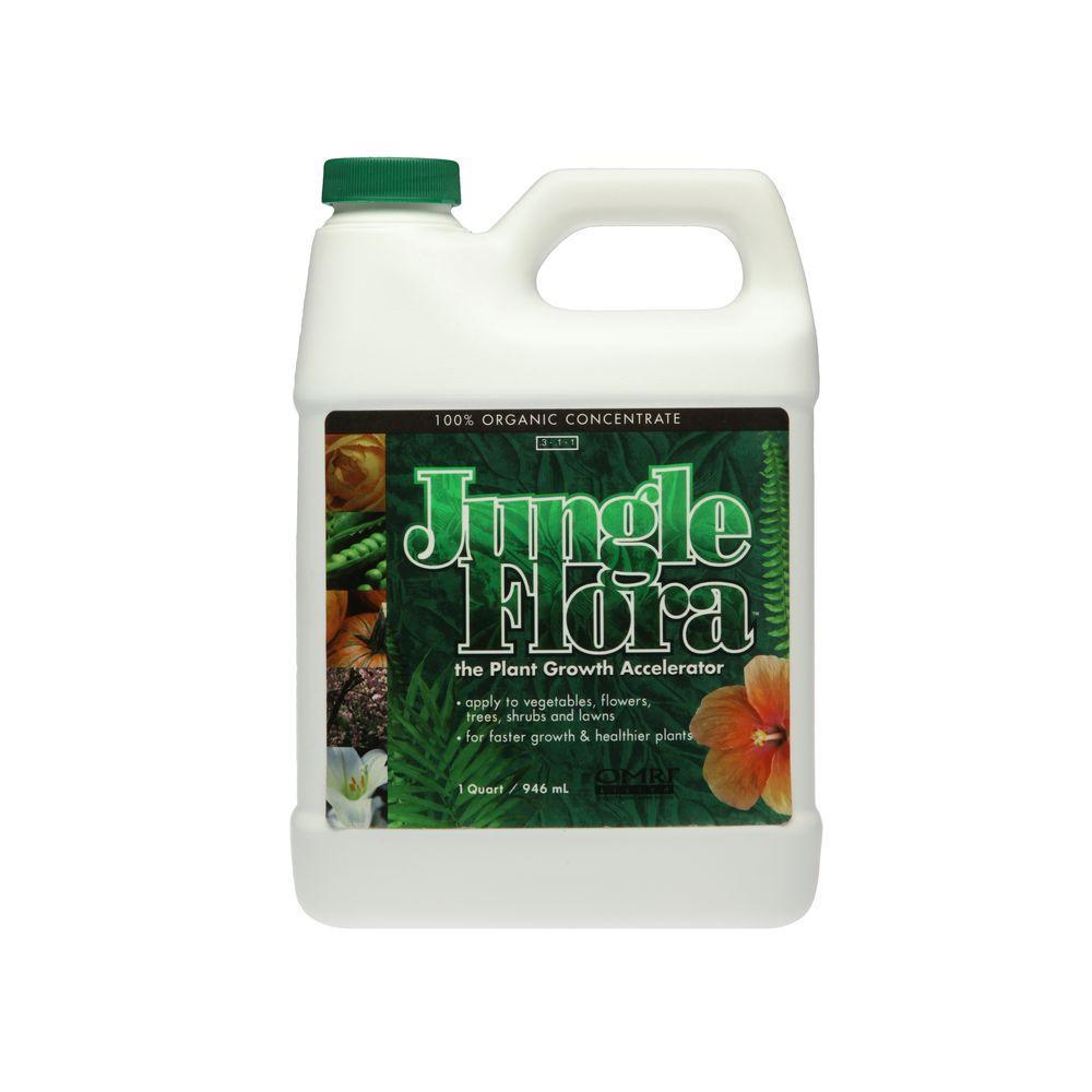 32 oz. Concentrate Jungle Flora Organic Plant Growth Accelerator