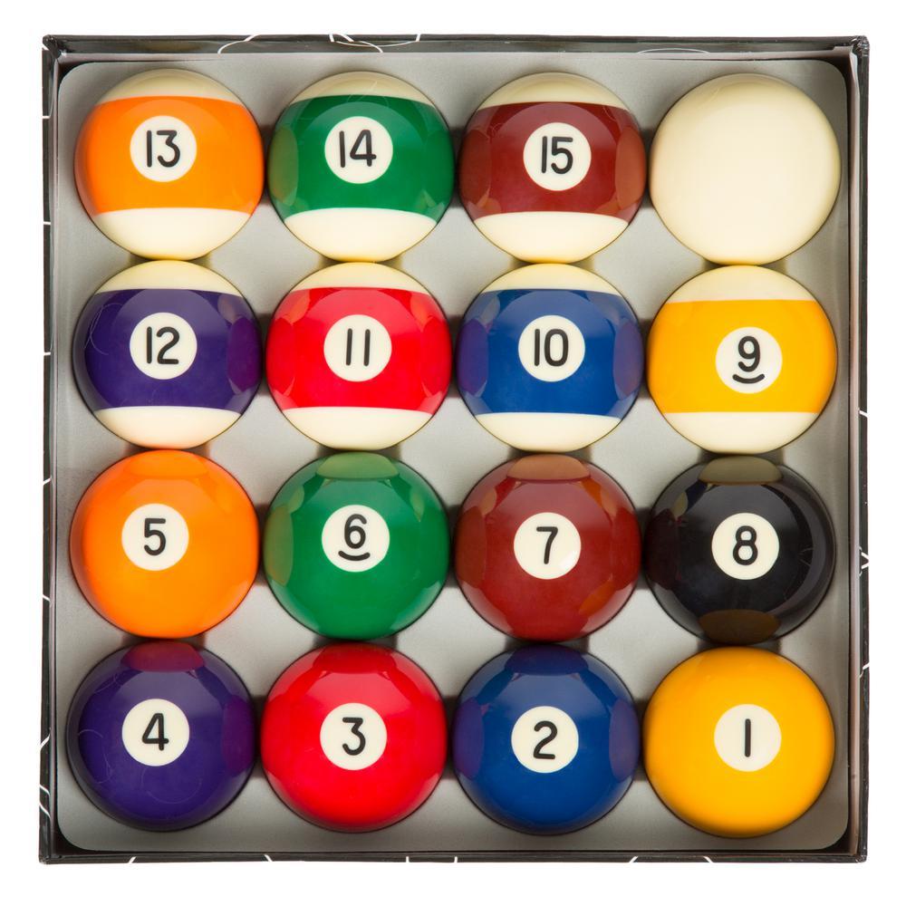 Trademark Deluxe Billiard Pool Balls Set-40-DeluxeBalls