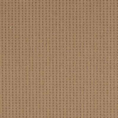 Carpet Sample - Breckenridge - Color Caramel Loop 8 in. x 8 in.