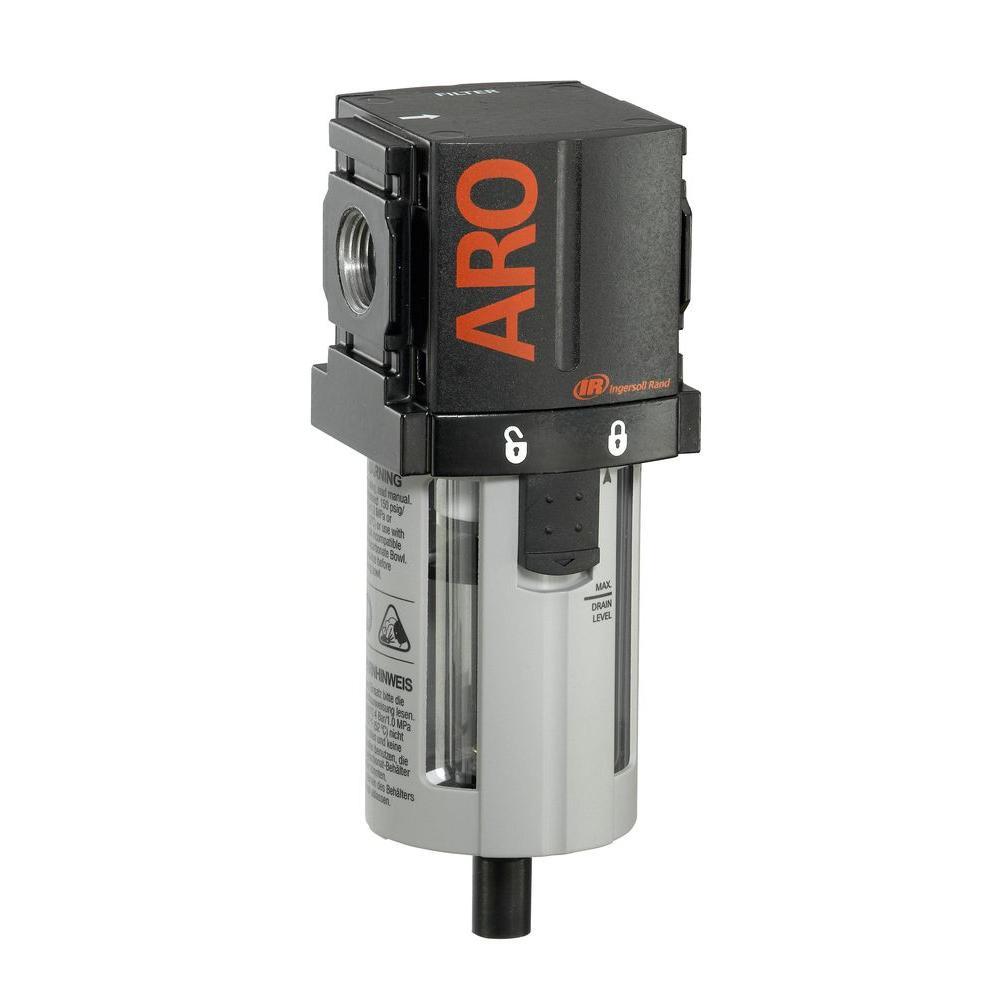 1500-Series 3/8 in. Standard Air Filter Port