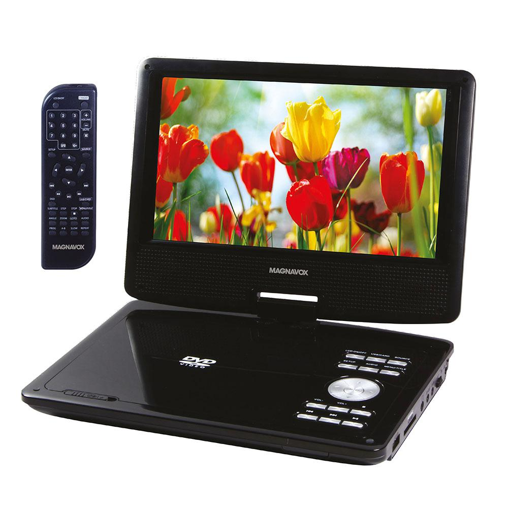 Magnavox Portable Dvd Cd Player