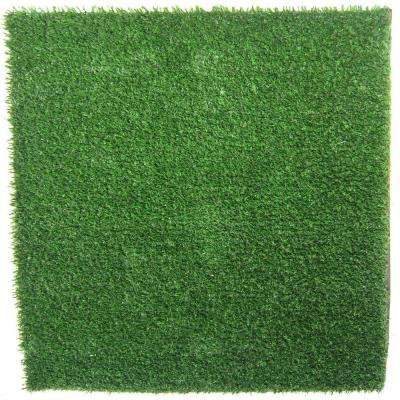 EnvyPet Standard 4 ft. x 4 ft. Artificial Turf Mat
