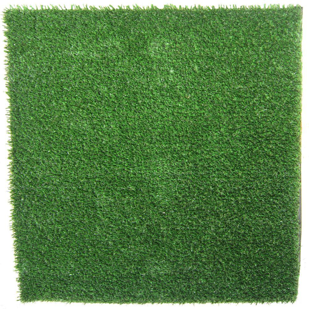 Envylawn EnvyPet Artificial Turf Mat for Pets 5 ft. x 5 ft. Turf Only