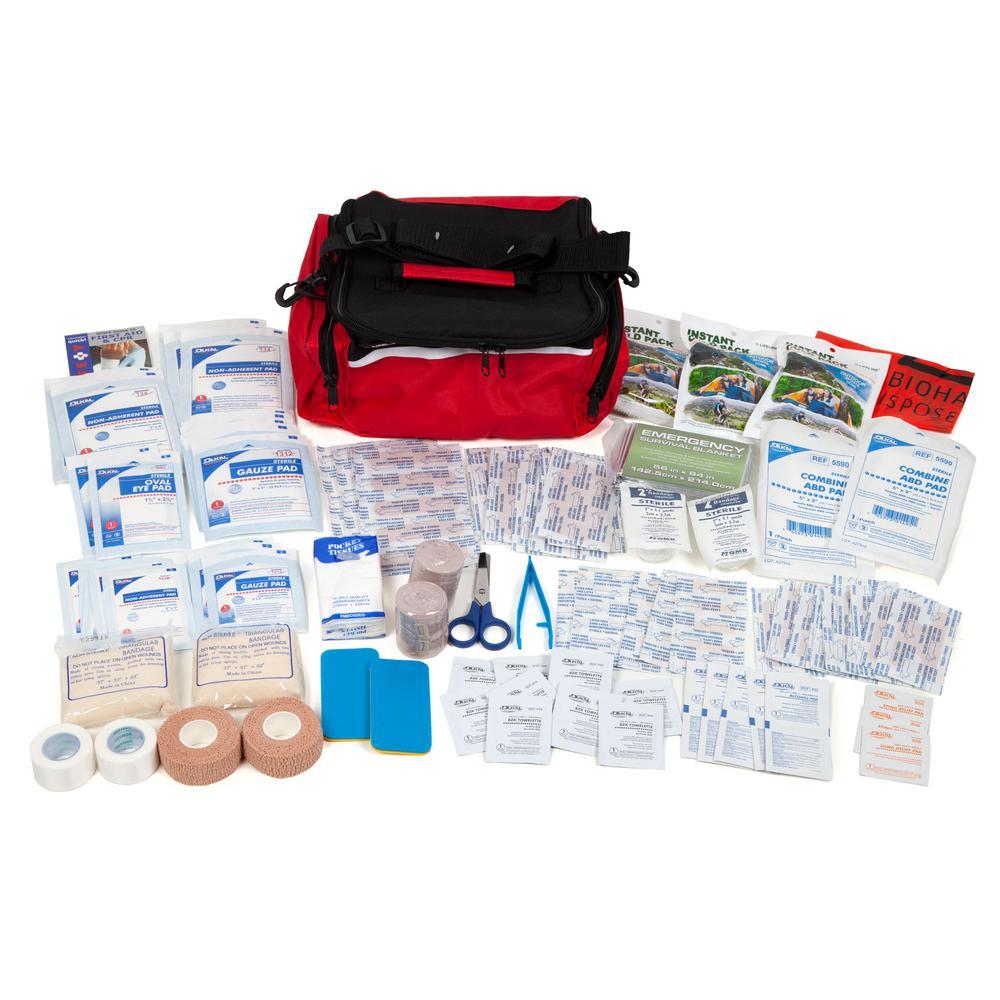 133-Piece Team Sports Coach's First Aid Kit