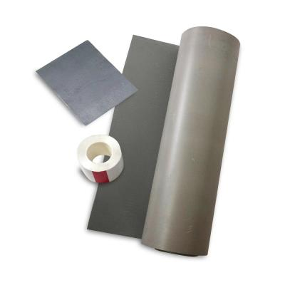 24 in. x 0.125 x 8 ft. SoundSafe HOME Acoustic Wall Covering Kit (16 sq. ft.)