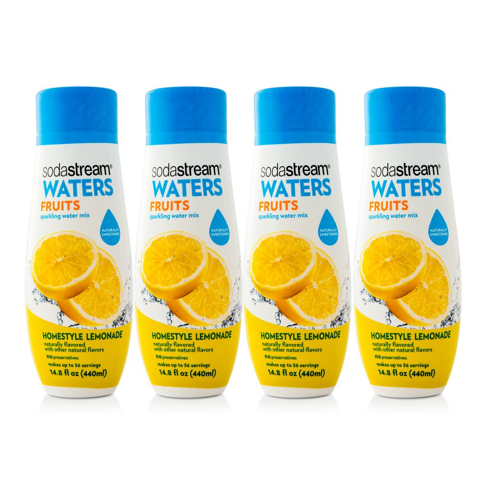 440 ml Waters Fruits Sparkling Home-style Lemonade Drink Mix (Case of