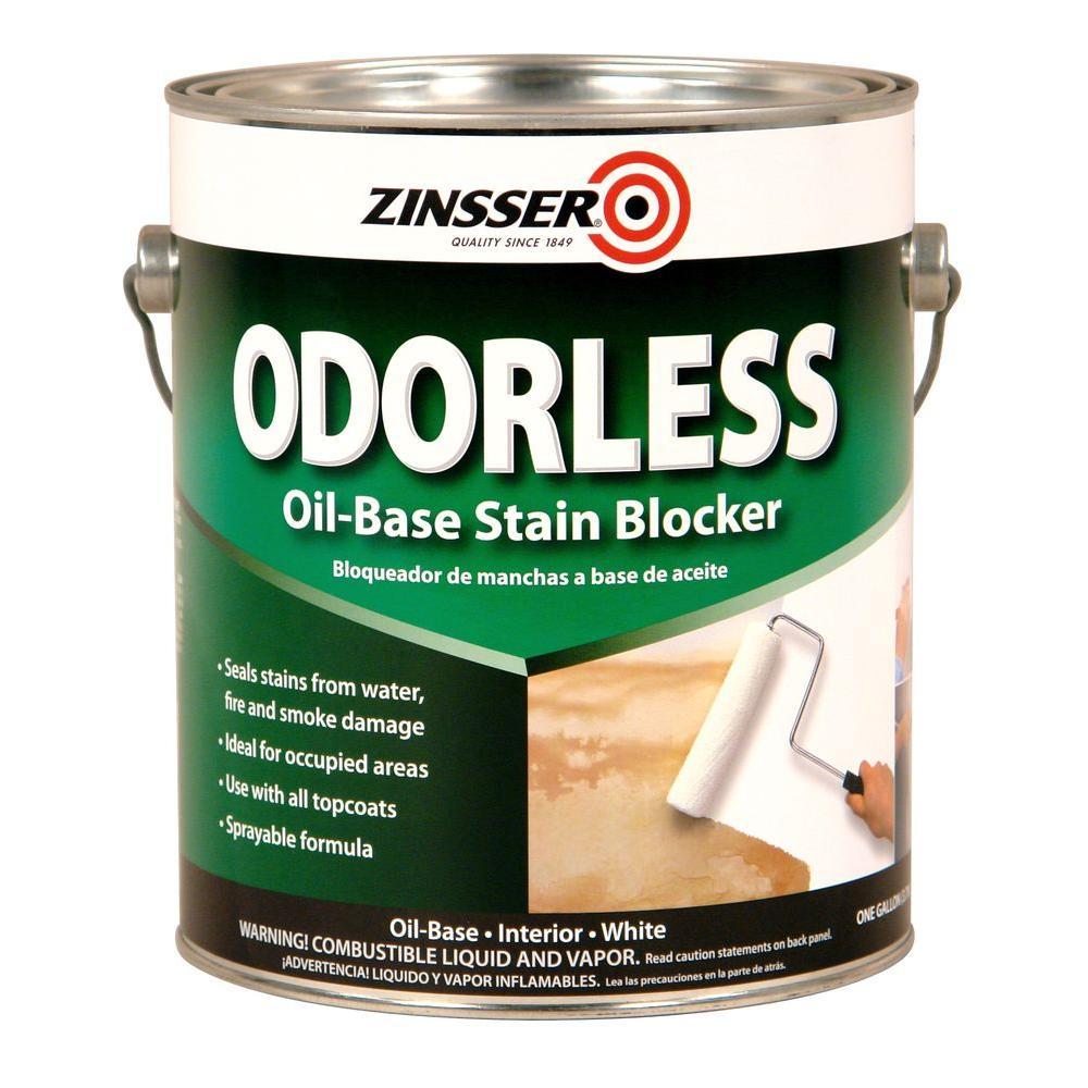 Zinsser 1 Gal. Highhide Odorless Primer (Case of 4)