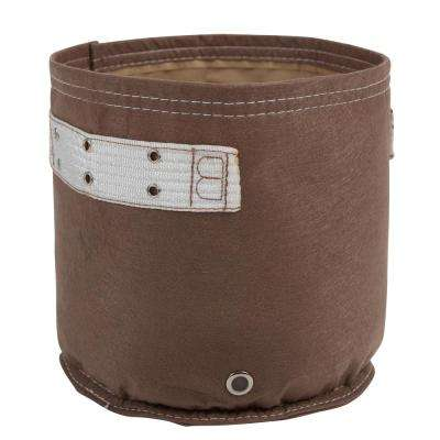 3 Gal. Chocolate Fabric Classic Line Planter Bag