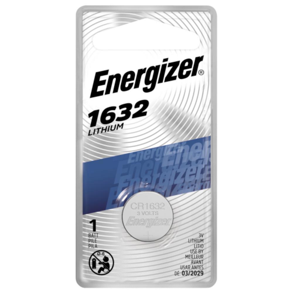 Energizer 1632 Lithium 3-Volt Battery