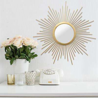 Stratton Home Decor Bella Wall Mirror
