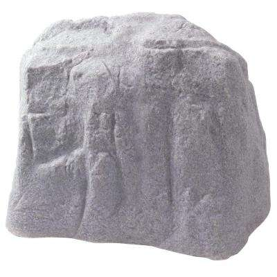 18-1/4 in. L x 25 in. W x 19 in. H Large Resin Landscape Rock