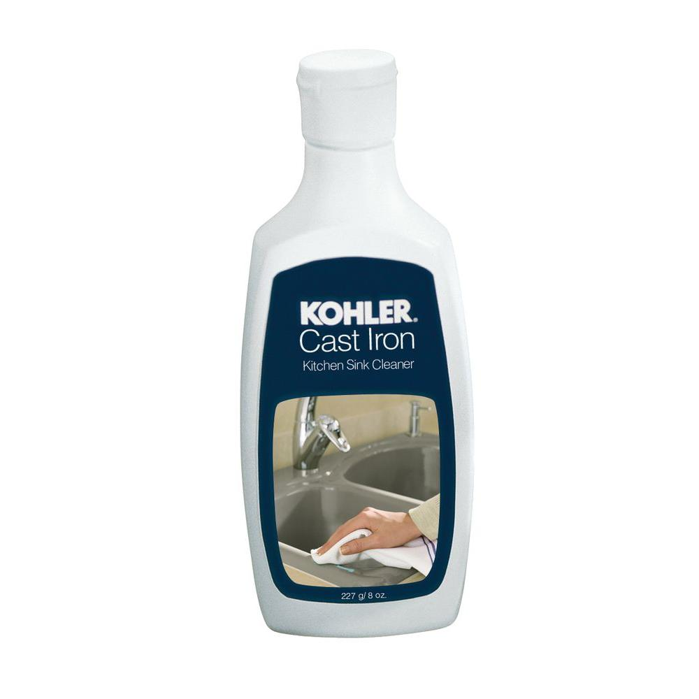 KOHLER 8 oz. Cast Iron Kitchen Sink Cleaner