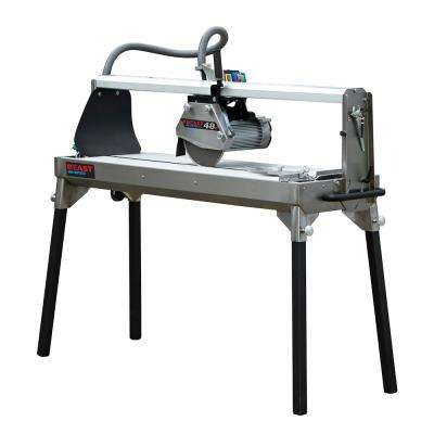 34 in. Rail Saw
